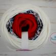 Műanyag kémcső a Multi-hole horgolható fa alaphoz - Wood Stitch Collection