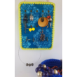 Horgolható ékszertartó - Wood Stitch Collection