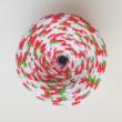 Bármitartó LIGHT prémium pólófonal - Eper mintás