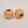 2 cm-es fa gyöngy párban