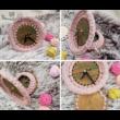2 db-os kreatív szett - Wood Stitch Collection