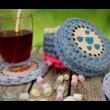 Tavaszi cukiságok horgolható fa alap szett - Wood Stitch Collection