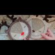 Őzikés falikép - karácsonyi alkotócsomag videóval!