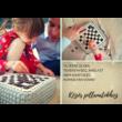 Horgolható sakk készlet  - Wood Stitch Collection