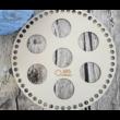 Multi-hole Kör 20 cm-es horgolható fa alap - Wood Stitch Collection