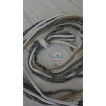 Natúr - textilékszer készítő szett