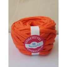 narancs színű pólófonal