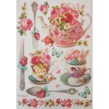 Rizspapír - Öt órai teázás