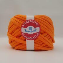 Élénk narancs pólófonal