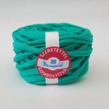 Smaragd pólófonal (piké anyagú)