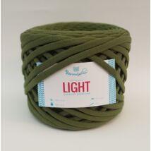 Bármitartó LIGHT prémium pólófonal - Lomb zöld