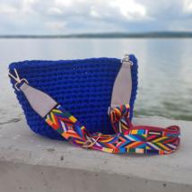 Indiános textil táskapánt