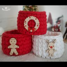 Karácsonyi Bármitartó készítő csomag