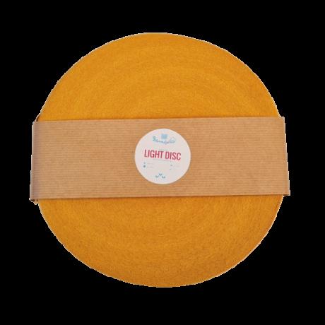 Bármitartó LIGHT DISC prémium pólófonal - méz