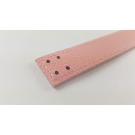 Varrható bőr kosárfül - Skandináv rózsaszín