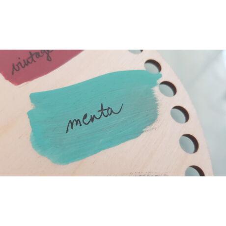 Akrilfesték - Menta