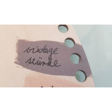 Akrilfesték - Vintage szürke