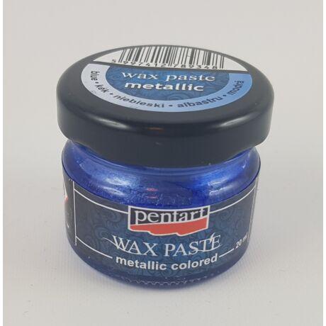 Wax paszta - metálkék