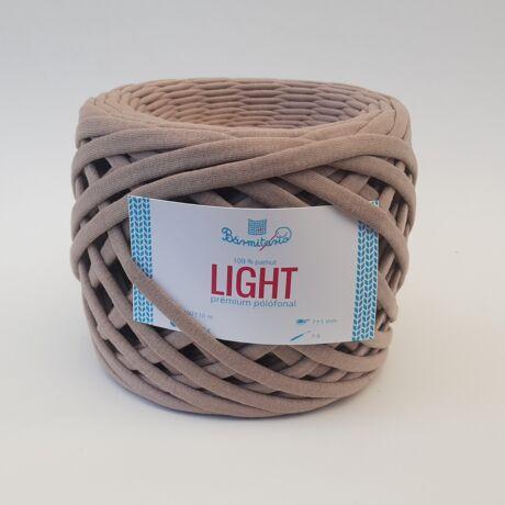 Bármitartó LIGHT prémium pólófonal - Kakaó