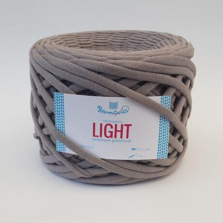Bármitartó LIGHT prémium pólófonal - Hamuszürke