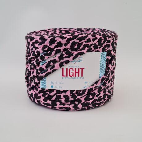 Bármitartó LIGHT prémium pólófonal - Rózsaszín párduc