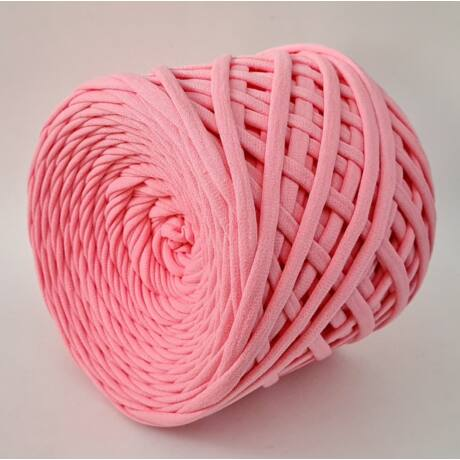 Texturált prémium pólófonal - rózsaszín