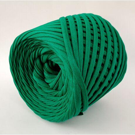 Texturált prémium pólófonal - smaragd