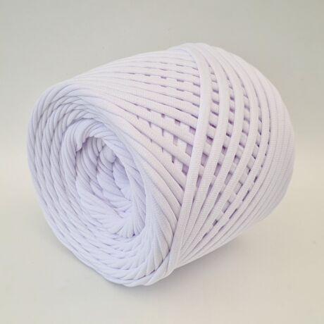 Texturált prémium pólófonal - hóvirág