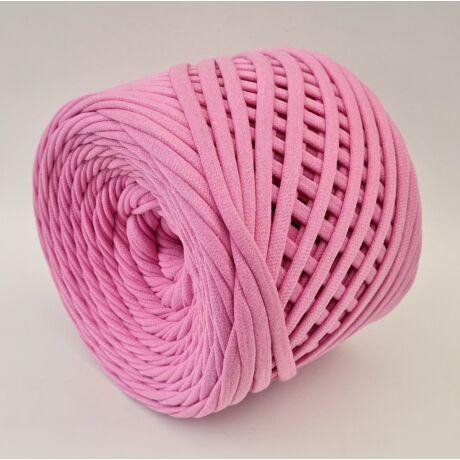 Texturált prémium pólófonal - pink