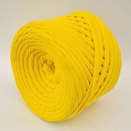 Texturált prémium pólófonal - citrus