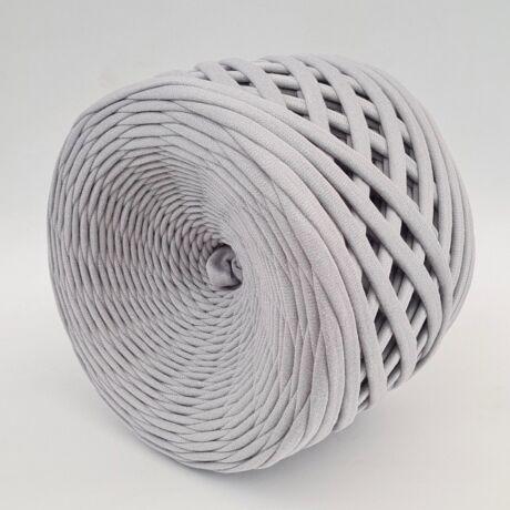 Texturált prémium pólófonal - világosszürke
