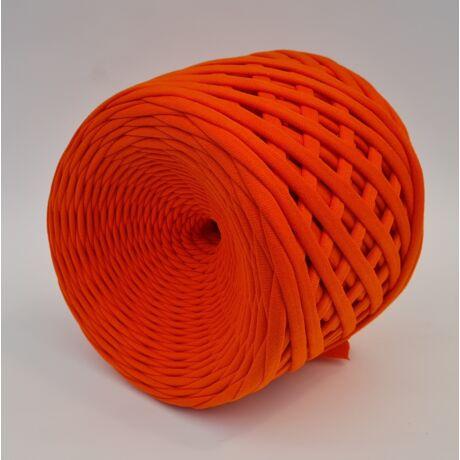 Texturált prémium pólófonal - narancs