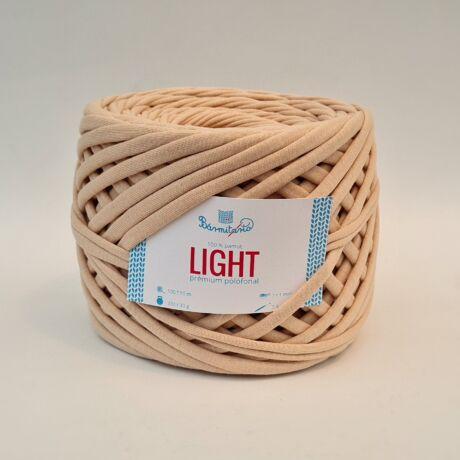 Bármitartó LIGHT prémium pólófonal - Pasztell barna