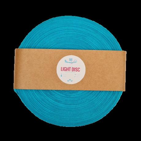 Bármitartó LIGHT DISC prémium pólófonal - azúrkék