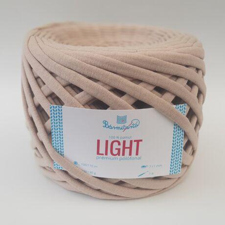 Bármitartó LIGHT prémium pólófonal - Bézs
