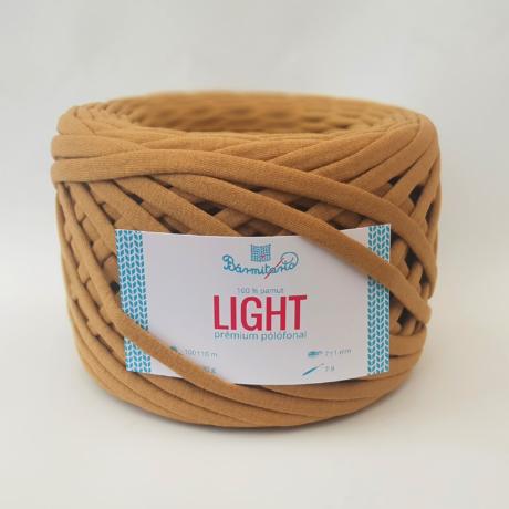 Bármitartó LIGHT prémium pólófonal - Fahéj