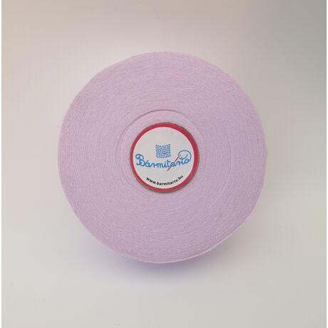 Textil szalag rózsaboxhoz - kis tekercs - pasztell levendula