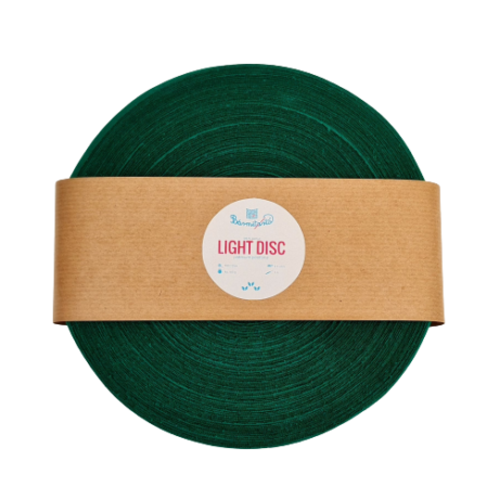 Bármitartó LIGHT DISC prémium pólófonal - smaragdzöld
