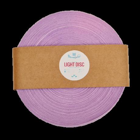 Bármitartó LIGHT DISC prémium pólófonal - világoslila