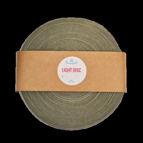 Bármitartó LIGHT DISC prémium pólófonal - vintage zöld